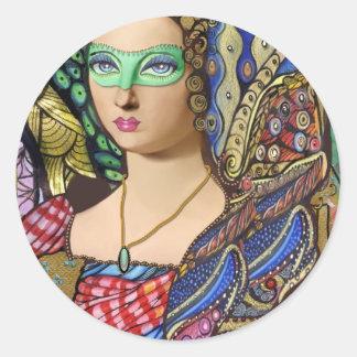 Versailles Masquerade Sticker