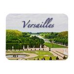 Versailles Palace Gardens Rectangular Photo Magnet