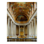 Versailles Palace Postcard