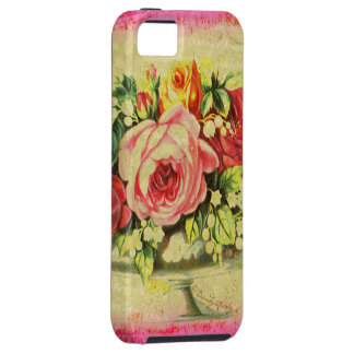 Versailles Roses Custom iPhone Case