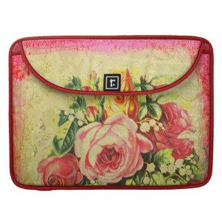 Versailles Roses Laptop Case Sleeves For MacBook Pro