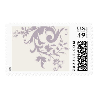 Versailles - Shadow and Smokey Lilac Postage Stamp