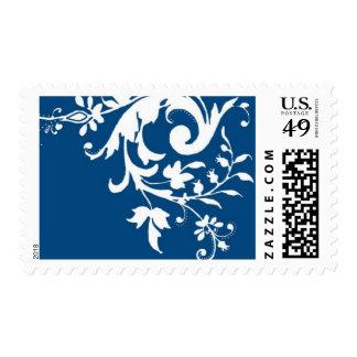 Versailles - Vines, Navy Postage