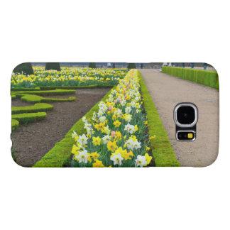 Versalles cultiva un huerto las flores Francia Funda Samsung Galaxy S6