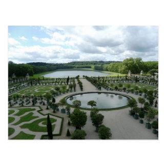 Versalles cultiva un huerto postal de Orangerie Fr