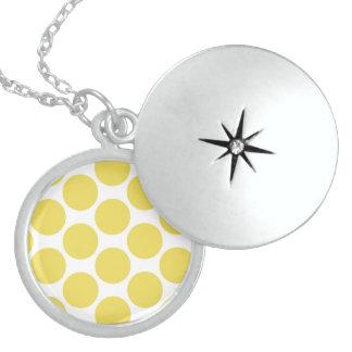 Versatile Ambitious Exuberant Terrific Round Locket Necklace