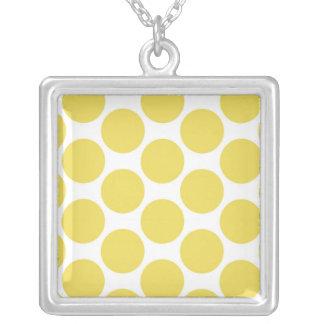Versatile Ambitious Exuberant Terrific Square Pendant Necklace