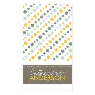 Versatile Contemporary Custom Profile Cards Business Card