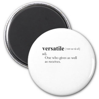 Versatile (definition) magnets