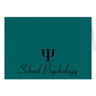 Versatile School Psychology Note Cards