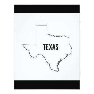 Versatile Texas Card