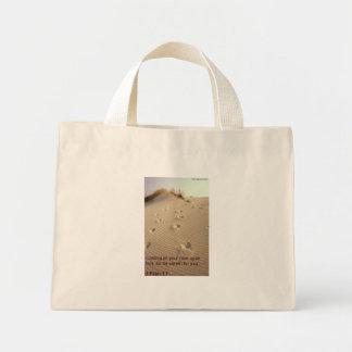 Verses of Faith Canvas Bag
