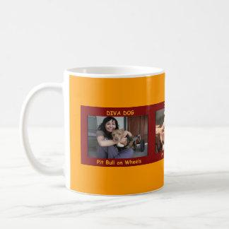 Versión 1 de la taza de café del PERRO de la DIVA