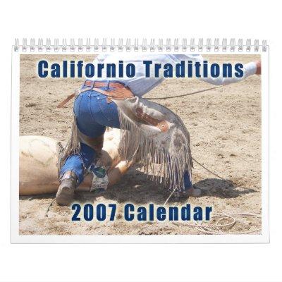 Versión 2 del calendario de las tradiciones 2007 d