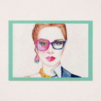 Version 2 Fashion / Optical / Career Coach - SRF Business Card
