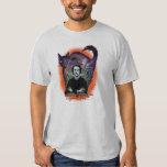 Versión de Edgar Allan Poe Halloween Camisas