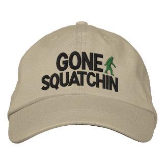 Versión de lujo ida de Squatchin Gorra De Béisbol