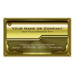 Versión de tarjeta metálica de alta tecnología 2 c tarjetas de visita