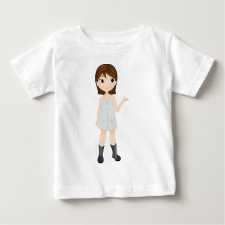 version final fillette baby T-Shirt