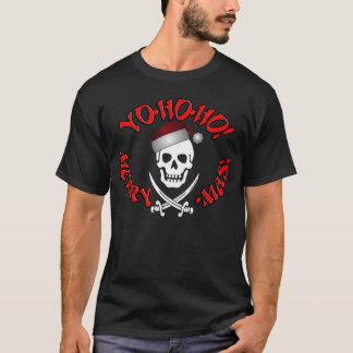 Versión oscura de la camiseta de Navidad del
