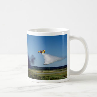 Versión parcial de programa en el salón aeronáutic taza de café