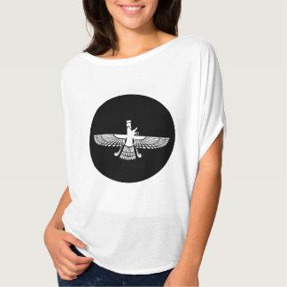 Versión persa para las señoras camisas
