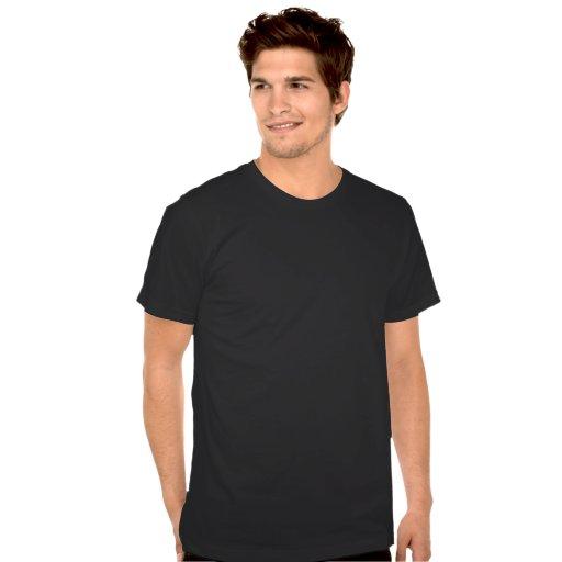Versión plana de la gasolinera de la muestra ameri camisetas