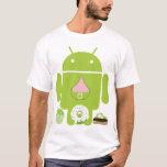 Versiones androides playera