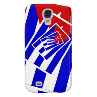 Versions of the flag of Cuba Samsung Galaxy S4 Cover