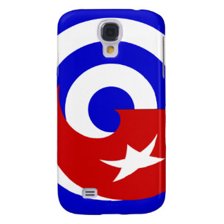 Versions of the flag of Cuba Samsung S4 Case