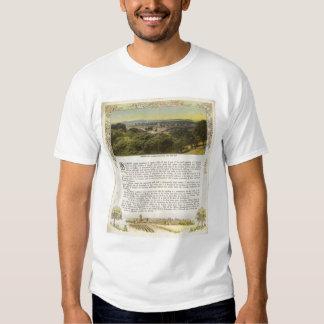Verso Alameda County, Oakland and the Bay Shirt