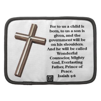 Verso de la biblia del navidad planificadores