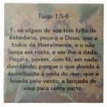 verso de la biblia tejas  ceramicas