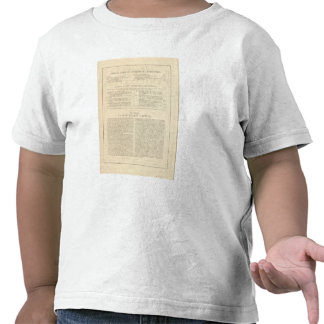 Verso Johnson's New Illustrated Family Atlas Tshirts