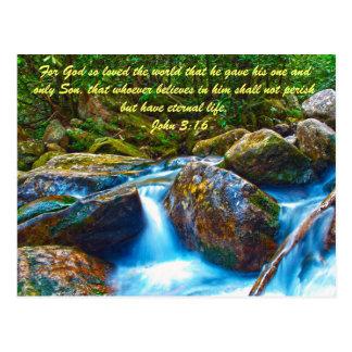 Versos famosos de la biblia tarjetas postales
