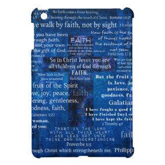 Versos inspirados de la biblia de la fe