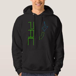 Vert-colour NZ Hoodie