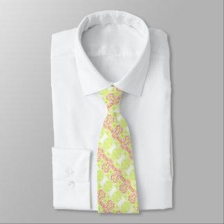vert neck tie