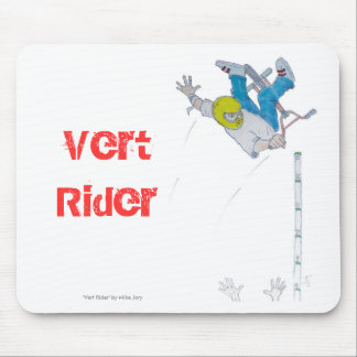 Vert Rider Mouse Pad