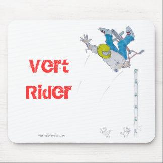Vert Rider Mouse Pad