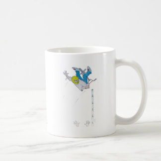 Vert Rider Classic White Coffee Mug