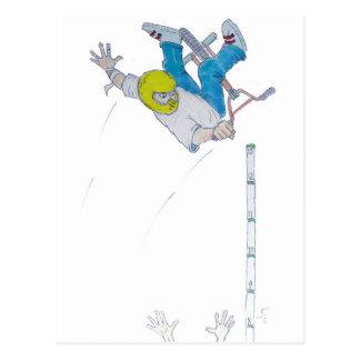 Vert Rider Postcard