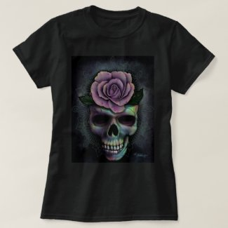 Vertex Rose T-Shirt