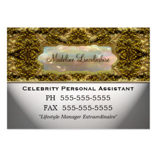 Verthmontet Professional Large Business Cards (Pack Of 100)