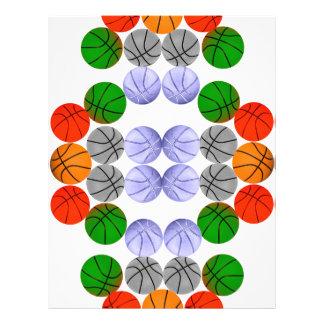 Vertical Balls Flyer