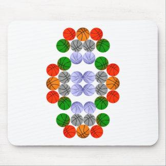 Vertical Balls Mouse Pad