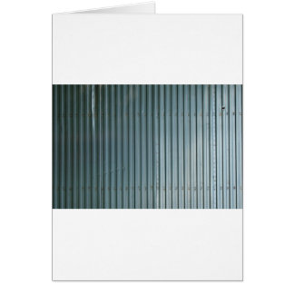 Vertical Blinds Pattern Greeting Card