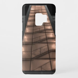 Vertical Case-Mate Samsung Galaxy S9 Case