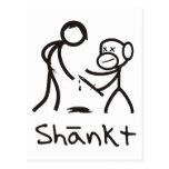 Vertical de la postal de Shankt