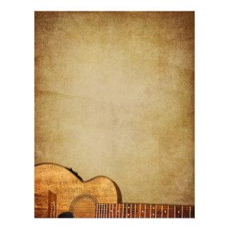 Vertical del Grunge de la guitarra